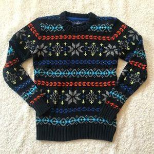 ❄️ Wintry Cozy Warm Soft Sweater AEO Colorful ❄️